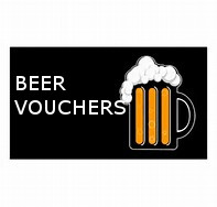 NEW for 2017 - Beer Vouchers are now universal across all alcoholic drinks during the Festival